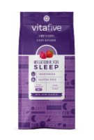 vitafive Melatonin for Sleep Gummies 60 Count