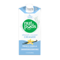 Nutpods Unsweetened Vanilla Dairy-Free Creamer