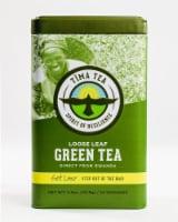 Organic Green Loose Leaf Tea - Tin