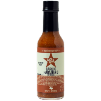 Garlic Habanero Hot Sauce - 5 oz.
