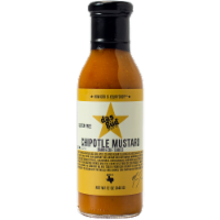 Chipotle Mustard Barbecue Sauce