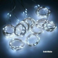 ANDROSET 300 LED Curtain Lights String 3M*3M USB Powered Waterproof Twinkle Wall Lights (col - 1