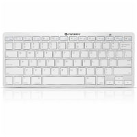 SANOXY Slim Wireless BT Keyboard for iOS, Android, Windows and Mac