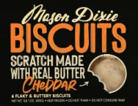 Mason Dixie Cheddar Biscuits 6 Count