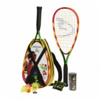 Speedminton Outdoor Ultimate S600 Badminton Set with Rackets and Shuttlecocks - 1 Piece