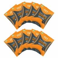 HyperGo Full Body Wipes (10 Individually Wrapped Wipes) - 1