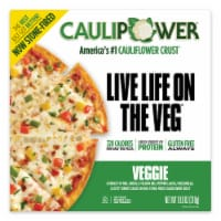 Caulipower Veggie Cauliflower Pizza