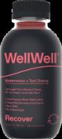 WellWell Recover Watermelon + Tart Cherry Hydration Drink - 12 fl oz