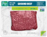 Pre 85% Lean Ground Beef - 1 lb