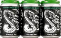 Boneyard Beer Hop Venom Double IPA - 6 cans / 12 fl oz