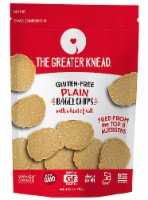 The Greater Knead Plain Bagel Chips - 4.25 oz