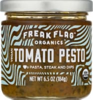 Freak Flag Organics Vegan Tomato Pesto Sauce