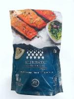 Silverside Frozen Coho Salmon Portions