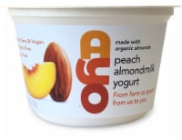 AYO Foods Peach Almondmilk Yogurt