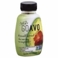 Goavo Basil Avocado Spread