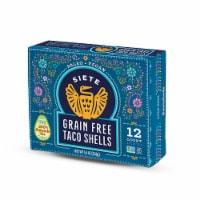 Siete Gluten Free Grain Free Taco Shells