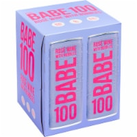 Babe Sparkling Rose - 4 cans / 12 fl oz
