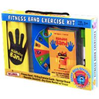 Handee Band Fitness Band Exercise Kit