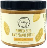 Debby's  Pumpkin Seed Date Peanut Butter