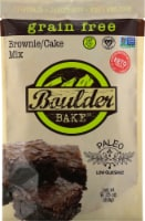 Boulder Bake Grain Free Brownie Mix