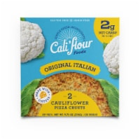 Cali'flour Foods Original Italian Cauliflower Pizza Crusts