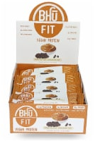 BHU  Fit Vegan Pea Protein Bar   Peanut Butter & Chocolate Chip