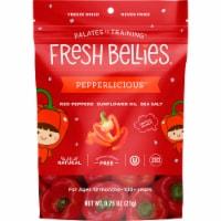 Fresh Bellies Red Peppers Sunflower Oil & Sea Salt Baby Food Snacks