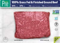 Pre 80% Lean Ground Beef - 1 lb