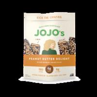 JOJO's Chocolate Peanut Butter Delight Peanuts & Sea Salt Dark Chocolate Bar - 8.4 oz