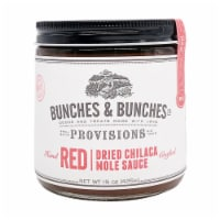 Bunches & Bunches Red Dried Chilaca Mole Sauce