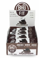 BHU Fit Paleo Double Dark Chocolate Chip Egg White Protein Bars