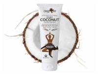 CocoRoo Unscented Naturally Naked Organic Coconut Moisturizing Lotion