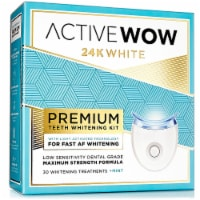 Active Wow 24K Premium Teeth Whitening Kit