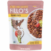 FILLO'S Tex-Mex Pinto Beans