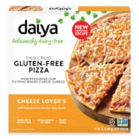 Daiya Dairy Free Gluten Free Thin Crust Cheeze Lover's Pizza