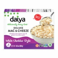 Daiya Deluxe White Cheddar Vegetable Medley Cheezy Mac