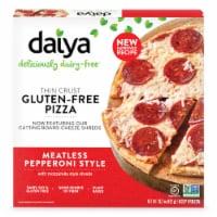Daiya Dairy & Gluten Free Pepperoni Style Pizza