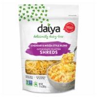 Daiya Cutting Board Cheddar and Mozza Style Blend Shreds