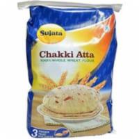 Sujata Chakki Atta Whole Wheat Bread - 4 lb