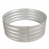 Pleasant Hearth Infinity Galvanized Fire Ring