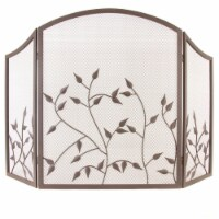 Pleasant Hearth Waverly Fireplace Screen