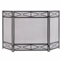 Pleasant Hearth Sheffield Fireplace Screen