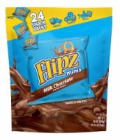 Flipz Minis Milk Chocolate Covered Pretzels