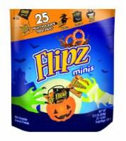 Flipz Halloween Milk Chcolate Treat Packs - 25 ct / 0.5 oz