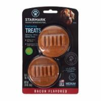 Starmark 873199002205 Everlasting Treat Bacon USA, Medium