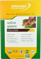 Organic Food Bar  Active Greens   Chocolate - 12 Bars