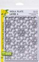 Birch Press Designs Dies-Viola Plate Layer Set - 1