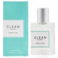 Clean Classic Warm Cotton EDP Spray 30ml/1oz - 30ml/1oz