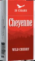 Cheyenne Wild Cherry Cigars - 20 ct