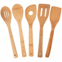 Totally Bamboo 20-2069 5 Piece Bamboo Utensil Set